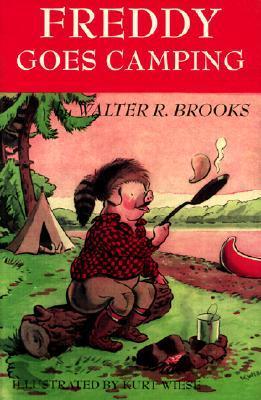 Freddy Goes Camping by Kurt Wiese, Walter R. Brooks
