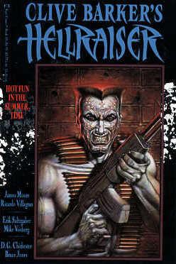 Clive Barker's Hellraiser: Book 15 by Dwayne McDuffie, Ricardo Villagrán, D.G. Chichester, Mike Vosburg, James Moore, Bruce Jones, Clive Barker, Erik Saltzgaber