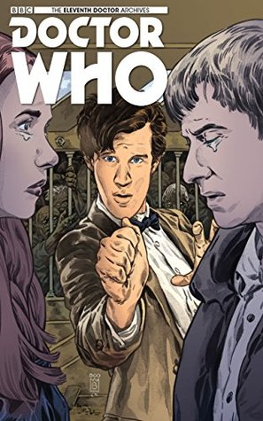 Doctor Who: The Eleventh Doctor Archives #10 - Body Snatched #1 by Charlie Kirchoff, Tony Lee, Matthew Dow Smith