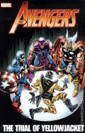 Avengers: The Trial of Yellowjacket by Jim Shooter, Alan Weiss, David Michelinie, M.D. Bright, Bob Hall, Dan Green, J.M. DeMatteis, Don Perlin, Alan Kupperberg
