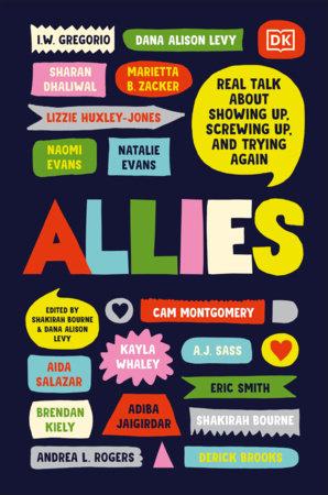 Allies by Dana Alison Levy, Shakirah Bourne