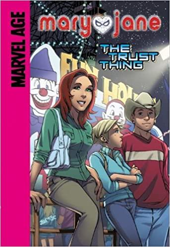 Mary Jane: The Trust Thing by Sean McKeever, Takeshi Miyazawa