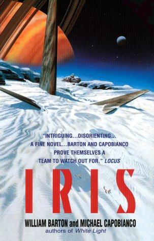 Iris by William Barton, Michael Capobianco
