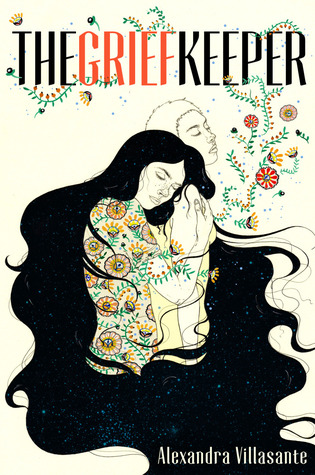 The Grief Keeper by Alexandra Villasante