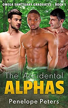 The Accidental Alphas by Penelope Peters