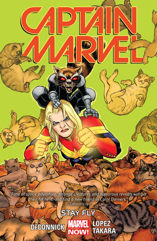 Captain Marvel Vol. 2: Stay Fly by Kelly Sue DeConnick