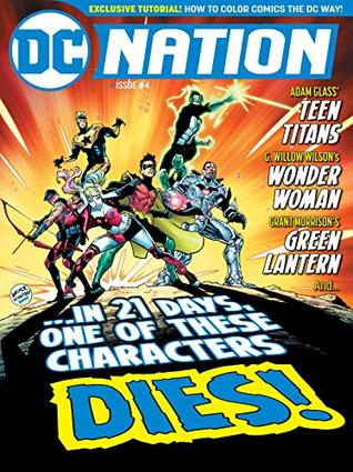 DC Nation (2018-) #4 by Various, Andrew Hennessy, Jason Wright, Brad Walker