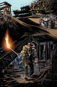 Mad Max: Fury Road: Mad Max #2 by Nico Lathouris, Tommy Lee Edwards, Mark Sexton, George Miller