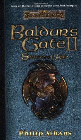 Baldur's Gate II: Shadows of Amn by Philip Athans