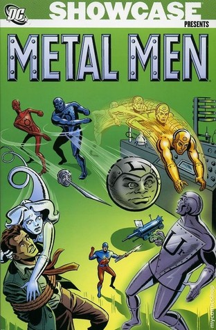 Showcase Presents: Metal Men, Vol. 1 by Ross Andru, Mike Esposito, Robert Kanigher