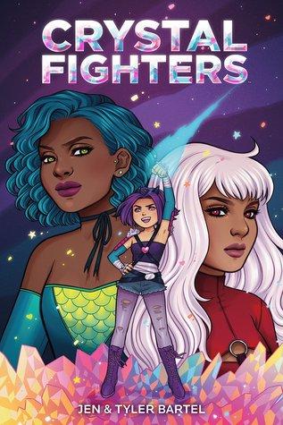 Crystal Fighters by Tyler Bartel, Jen Bartel