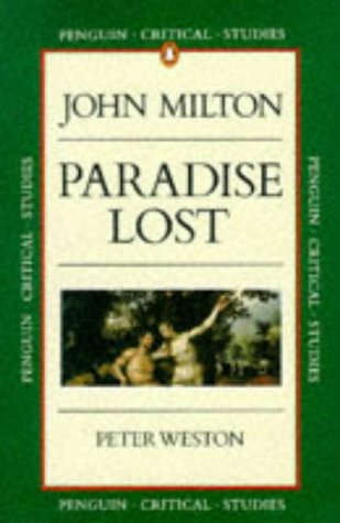 Paradise Lost by Peter Weston, Bryan Loughrey