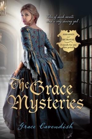 Assassin & Betrayal by Patricia Finney, Grace Cavendish, Jan Burchett, Sara Vogler