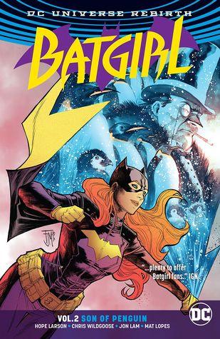 Batgirl, Volume 2: Son of Penguin by Hope Larson, Mat Lopes, Chris Wildgoose, Jon Lam