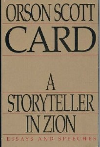A Storyteller in Zion by Orson Scott Card