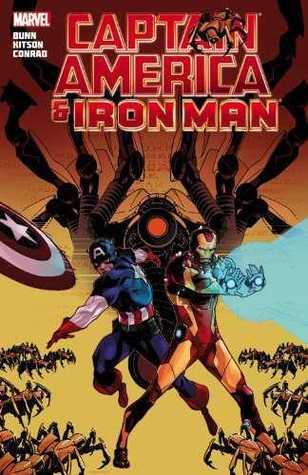 Captain America & Iron Man by Barry Kitson, Cullen Bunn