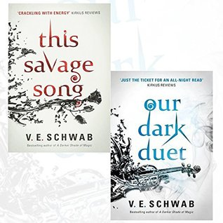 Monsters of Verity Collection by V.E. Schwab