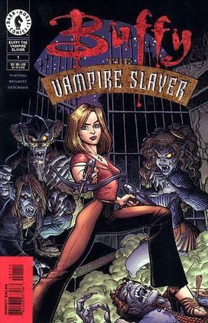 Buffy the Vampire Slayer #1 (Buffy Comics, #1) by Joss Whedon, Andi Watson