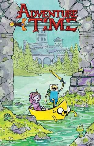 Adventure Time Vol. 7 by Braden Lamb, Pendleton Ward, Ryan North, Shelli Paroline