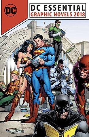 DC Essentials Catalog 2018 by Robert Venditti, DC Comics, Scott Kolins, Gabe Eltaeb