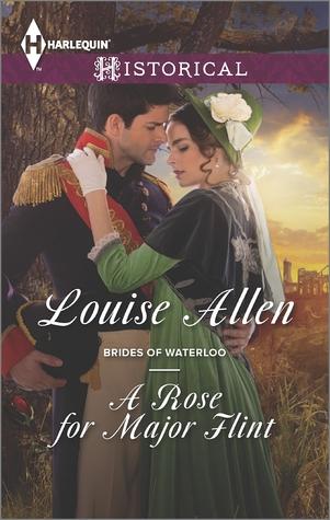 A Rose for Major Flint by Louise Allen