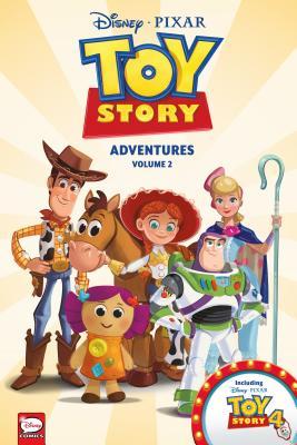 Disney-Pixar Toy Story Adventures Volume 2 (Graphic Novel) by Carlo Panaro, Alessandro Ferrari, Alessandro Sisti