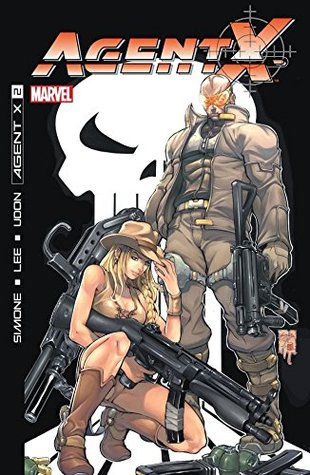 Agent X #2 by Gail Simone, UDON