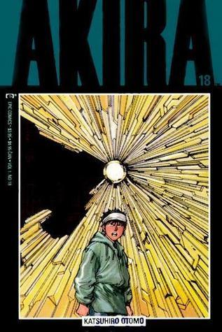 Akira, #18: Amid the Ruins by Katsuhiro Otomo