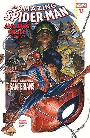 Amazing Spider-Man (2015-2018) #1.1 by Simone Bianchi, Jose Molina