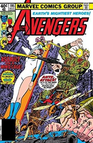 Avengers (1963-1996) #195 by David Michelinie, George Pérez, Dan Green, Gaspar Saladino