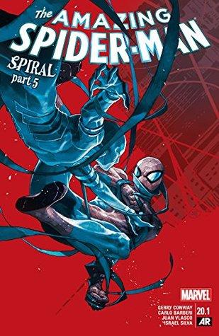 Amazing Spider-Man (2014-2015) #20.1 by Juan Vlasco, Carlo Barberi, Gerry Conway, Israel Silva, Joe Caramagna, Yasmine Putri