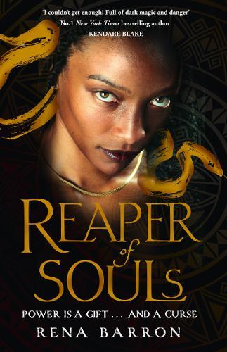 Reaper of Souls by Rena Barron