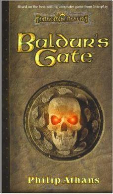 Baldur's Gate by Philip Athans
