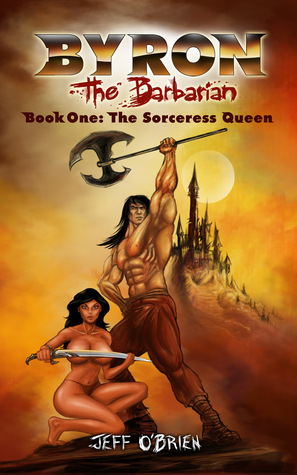 The Sorceress Queen by Jeff O'Brien