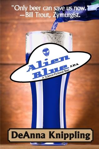 Alien Blue by DeAnna Knippling