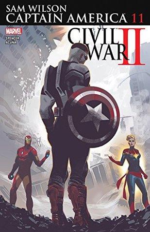 Captain America: Sam Wilson #11 by Nick Spencer, Daniel Acuña