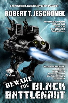 Beware the Black Battlenaut by Robert T. Jeschonek