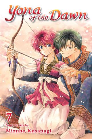 Yona of the Dawn, Vol. 7 by Mizuho Kusanagi