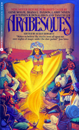 Arabesques 2 by Susan Shwartz