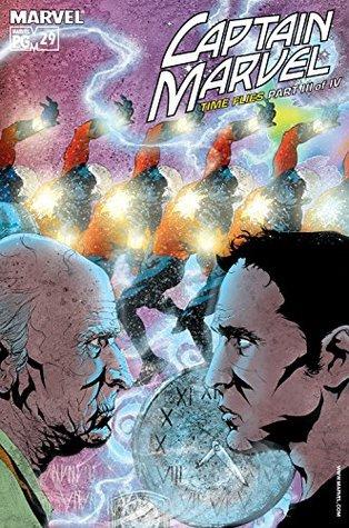 Captain Marvel (2000-2002) #29 by J.H. Williams III, Chris Cross, Peter David, José Villarrubia