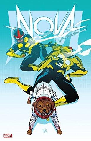 Nova #3 by Ramón Pérez, Jeff Loveness
