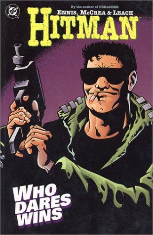 Hitman, Vol. 5: Who Dares Wins by Garth Ennis, John McCrea, Garry Leach