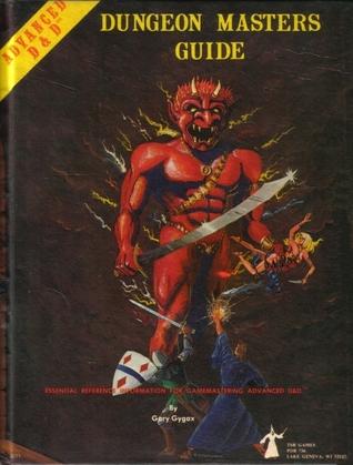 Dungeon Masters Guide by Erol Otus, Mike Carr, David C. Sutherland III, Will McLean, Gary Gygax, Darlene Pekul, D.A. Trampier, David S. La Force