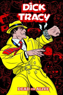 Dick Tracy: Dead or Alive by Michael Allred, Lee Allred