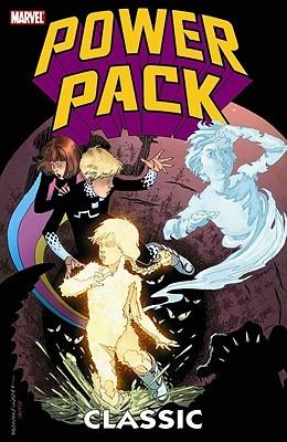 Power Pack Classic Volume 2 by Sal Velluto, June Brigman, Brent Anderson, Bill Mantlo, Louise Simonson, John Romita Jr., Chris Claremont