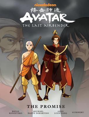Avatar: The Last Airbender - The Promise by Bryan Koneitzko, Michael Dante DiMartino, Gene Luen Yang