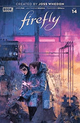 Firefly #14 by Greg Pak, Dan McDaid, Marcelo Costa, Marc Aspinall