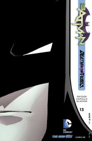 Batman (2011-2016) #13 by Scott Snyder, Greg Capullo, James Tynion IV