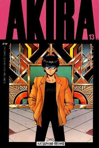 Akira, #13: Desperation by Katsuhiro Otomo