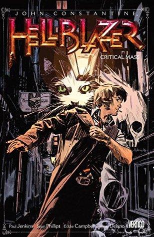 Hellblazer, Volume 9: Critical Mass by Eddie Campbell, Sean Phillips, Paul Jenkins, Jamie Delano, Pat McEown